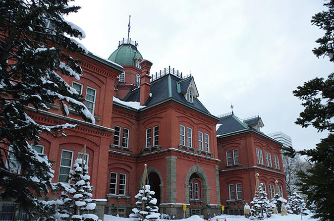 Private sapporo custom one day tour by chartered vehicle in sapporo 262331