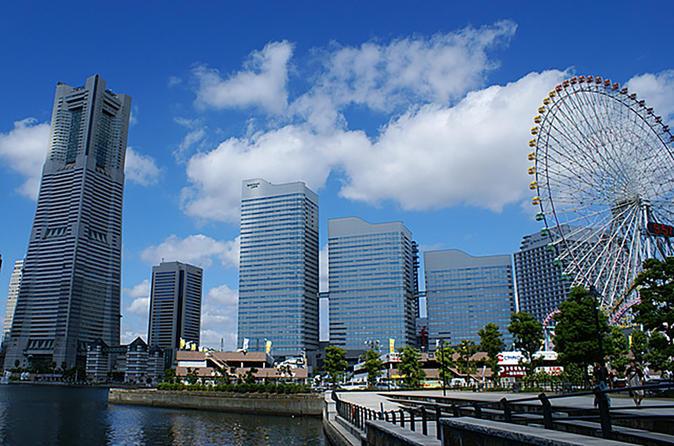 Private Yokohama Custom Full-Day Tour by Chartered Vehicle