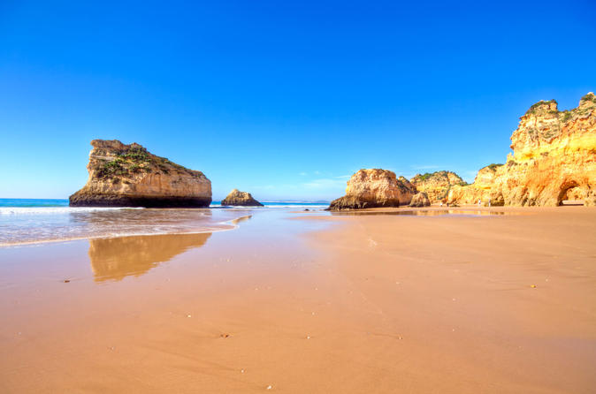 Transfer Lisbon to Algarve (Albufeira, Faro, Portimão our Lagos) Private