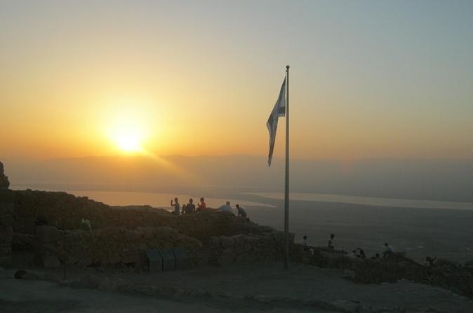 Private tour masada at sunrise in jerusalem 357792