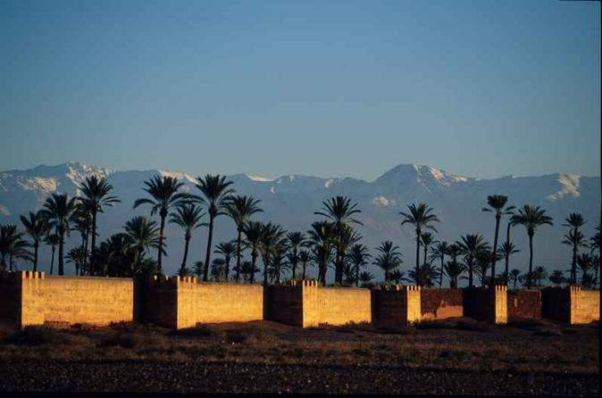 3-Night Marrakech City Break Including Old Town Guided Tour and Moroccan Cooking Class