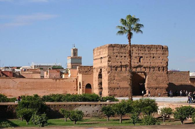 Marrakech Day Tour from Essaouira