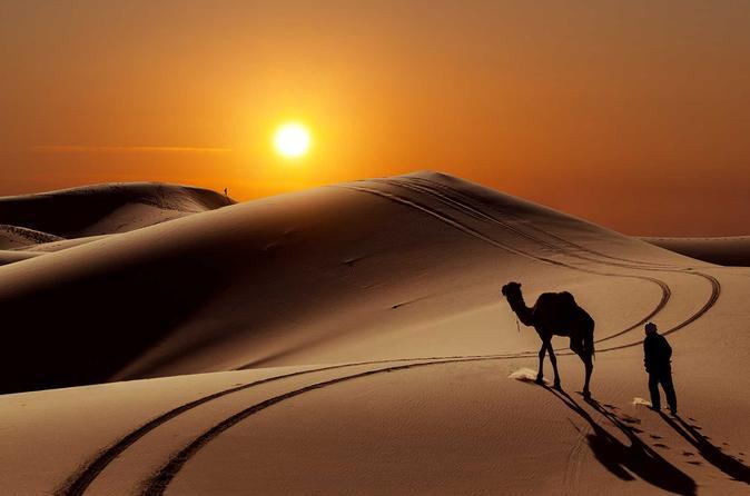 Private 4 Day Desert Escape From Agadir
