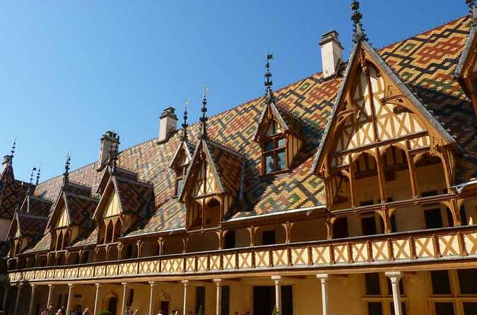 Afternoon tour charm with prestigious wine tasting and visit of city in dijon 217554