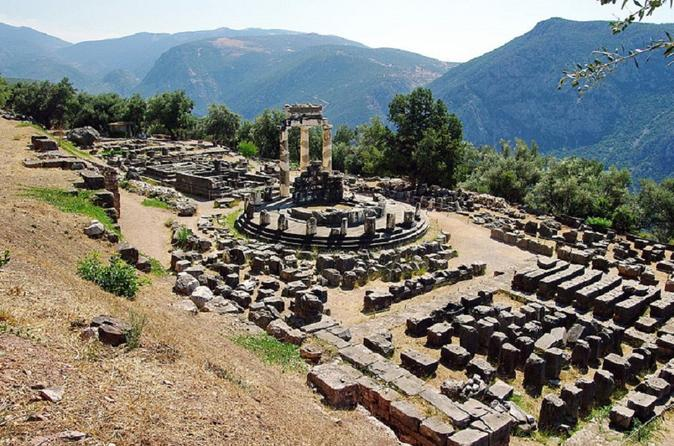 Delphi Highlights: Guided Day Tour from Athens