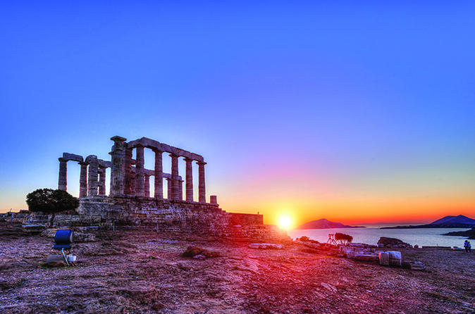 Half day small group tour to cape sounion from athens in athens 343173