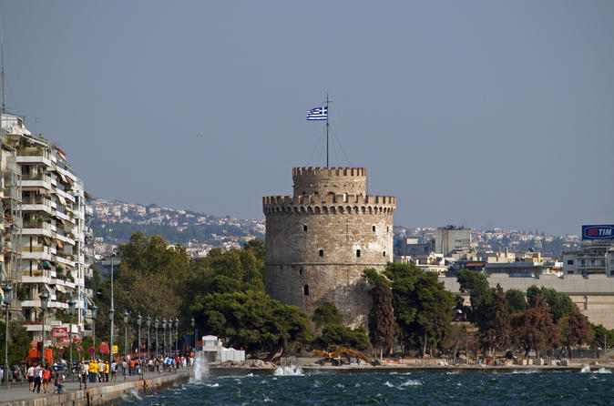 THESSALONIKI SIGHTSEEING  HIGHLIGHTS HALF DAY SMALL GROUP TOUR