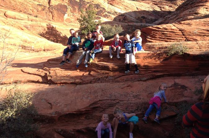 Grand Canyon Tour From St George