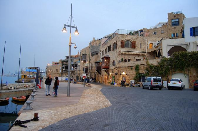 Half Day Private Walking Tour of Jaffa
