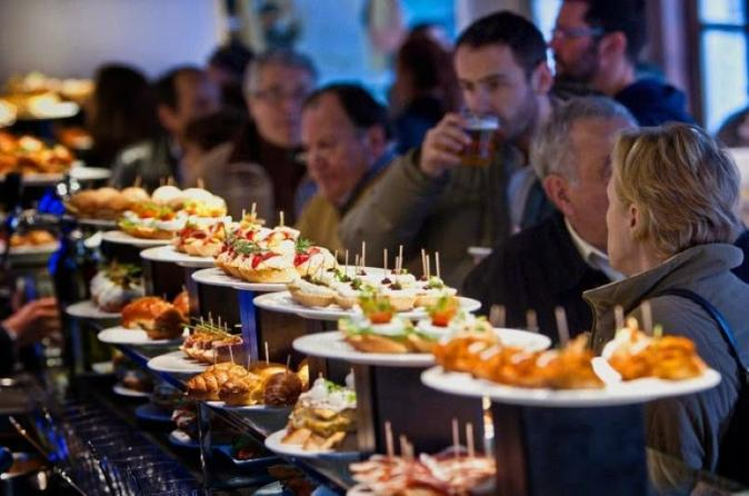 Madrid authentic tapas and history lunch or dinner walking tour in madrid 211315