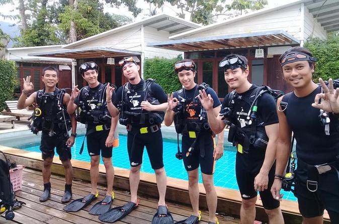 Padi Open Water Diver Kurs (Koh Kut)