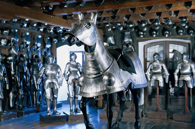Landeszeughaus Styrian Armoury Entrance Ticket In Graz