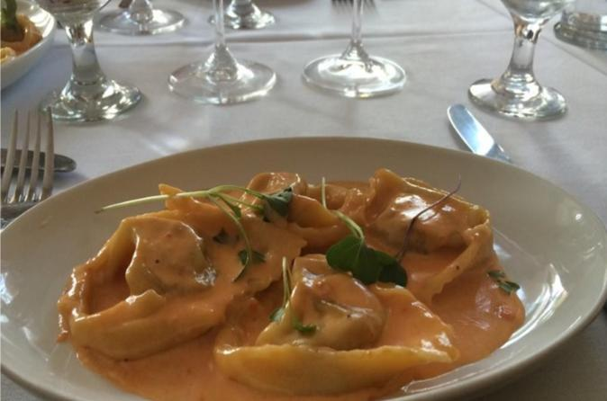 Washington DC Food Tour: Italian Cuisine in Dupont Circle