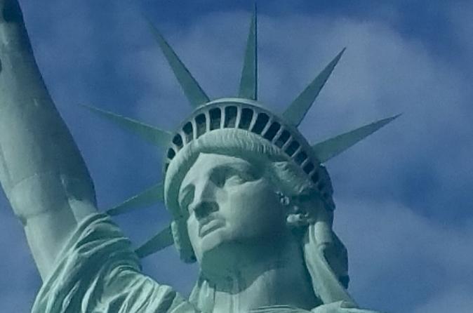 Excursão pela Estátua da Liberdade e Ilha Ellis
