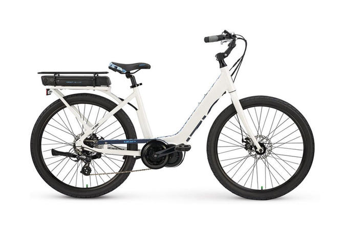 4 Hour Electric Bike Rental in Quebec City