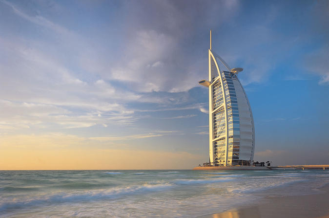 Private Dubai City Tour incl Burj Khalifa entry ticket