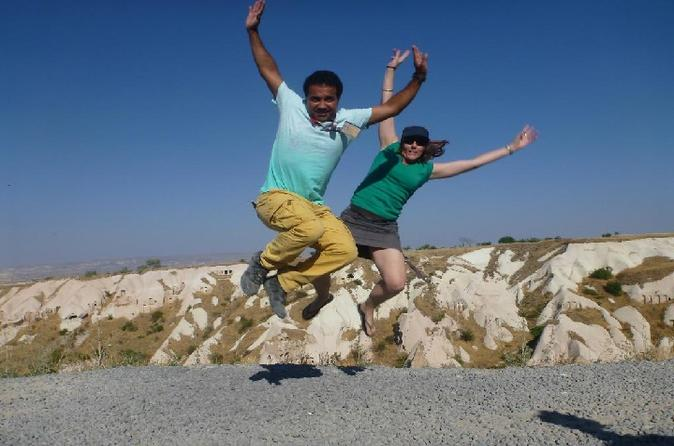 2-Day Cappadocia Tour from Kayseri or Kapadokya Airport with Luxury Cave Hotel