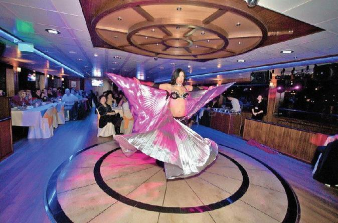 Istanbul Bosphorus Cruise with Dinner and Belly-Dancing
