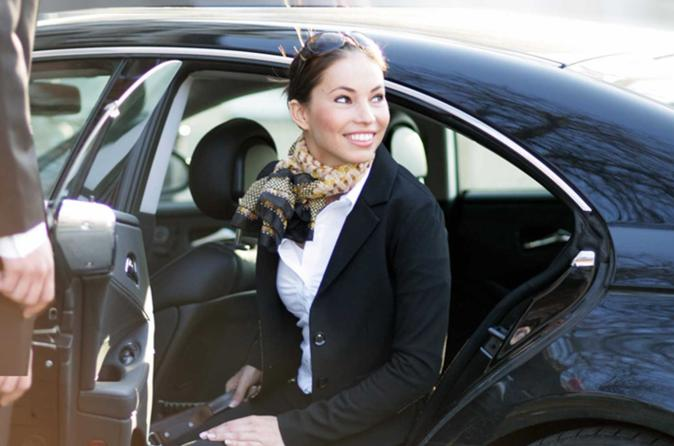Nevsehir Airport to Cappadocia Hotel Private Transfer