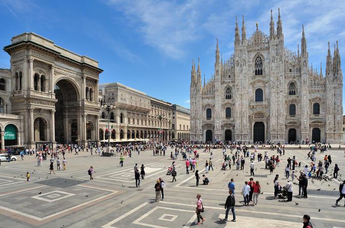 Milan Walking & Biking Tours