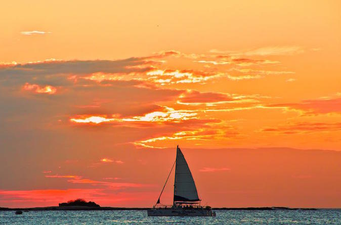 Catamaran sunset cruise from tamarindo in tamarindo 210294