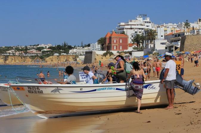 Faro district fishermen houses and nature walking tour in arma o de p ra 376823