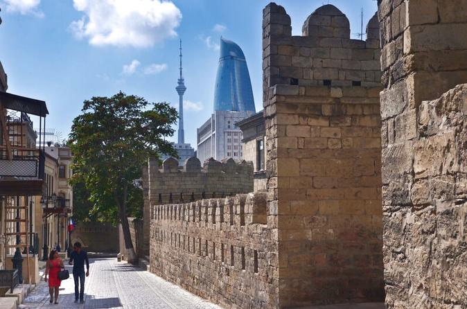 Half day baku city sightseeing tour in baku 300813