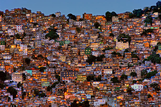 Rocinha Favela Half-Day Tour
