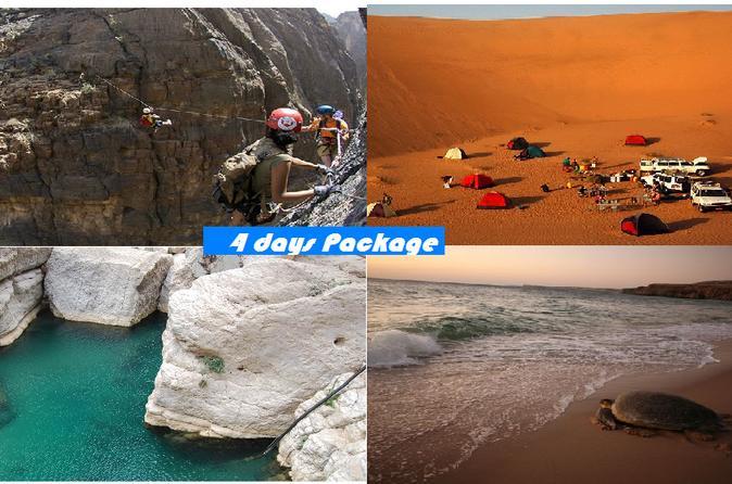 4 Days Package TOUR FARAH