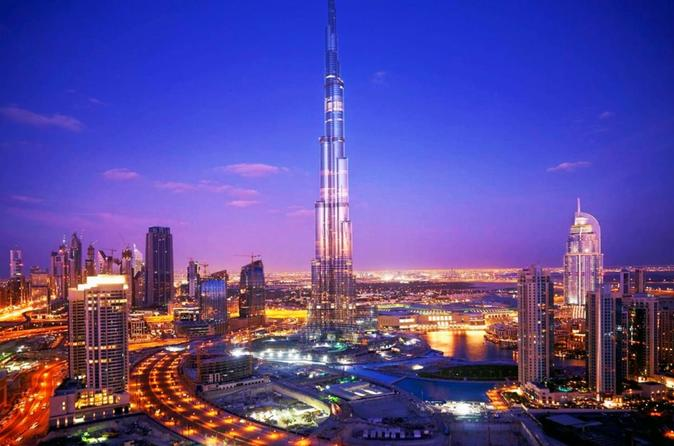 Dubai City tour sharing (Weddings & Honeymoon )