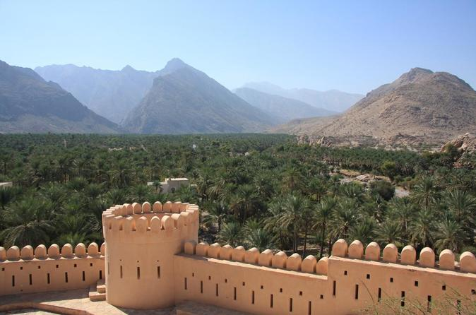 Nakhl Rustaq Day Trip from Muscat