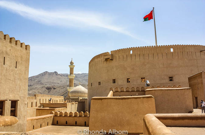 Nizwa , Bahla And Jabrin Fort As Outdoor Activities - Muscat