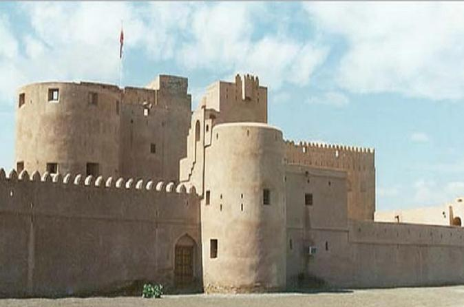 Nizwa Bahla & Jabrin Fort(Muscat tours) as private and custom trip