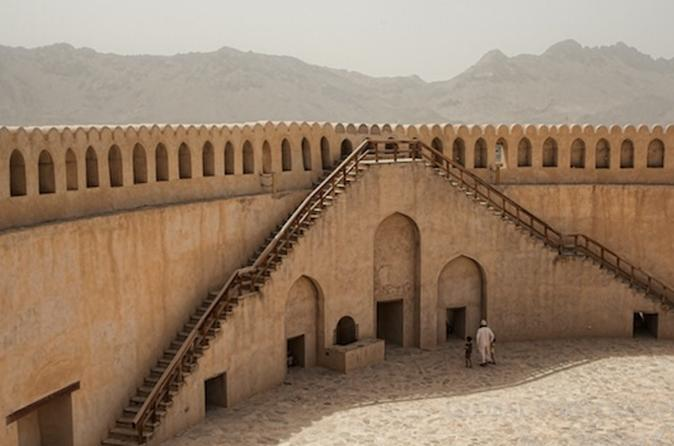 Nizwa , Bahla And Jabrin Fort (tours And Sightseeing) - Muscat