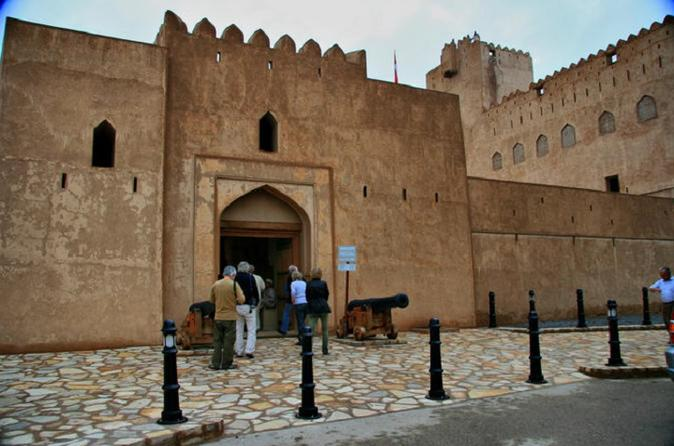 Nizwa , Bahla And Jabrin Fort (Weddings And Honeymooners) - Muscat