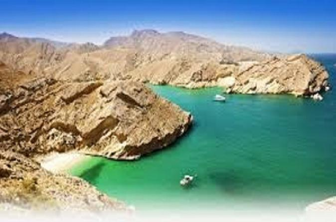 Omani dhow:Coastal and Sunset Cruise