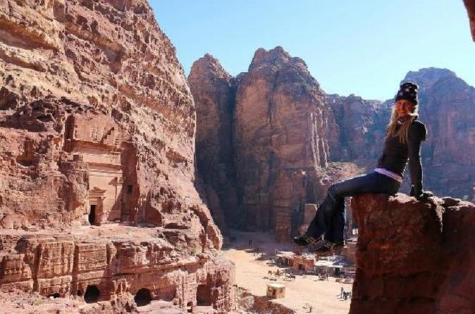 Petra Tour from Amman
