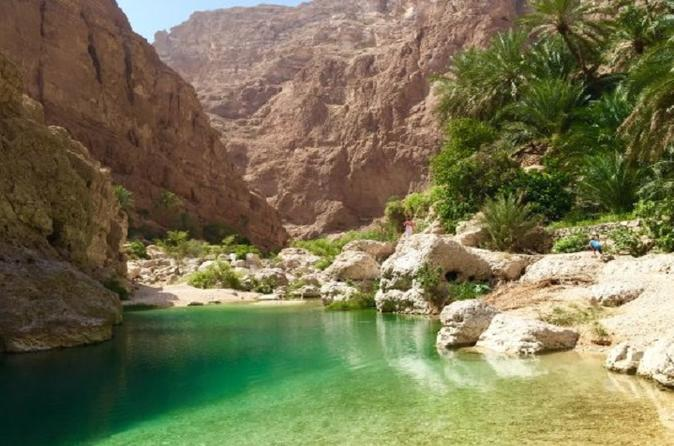 Wadi Shab Full Day Tour (Muscat Tours) :Kids Friendly