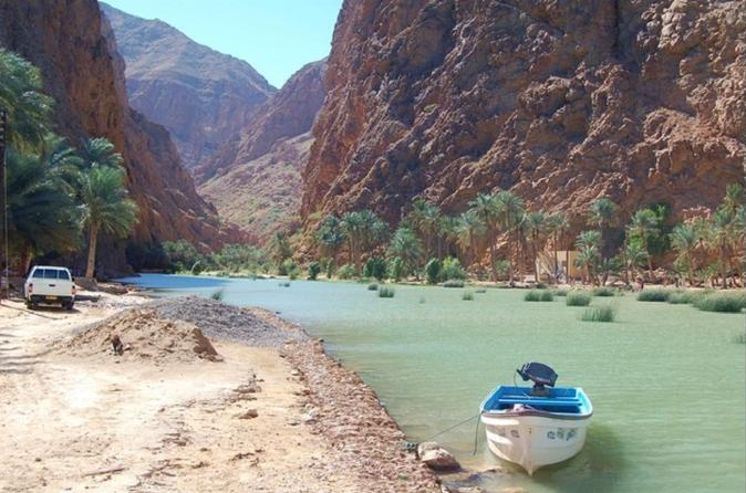 Wadi Shab Full Day Tour (Muscat Tours) : Private & Custom Tours
