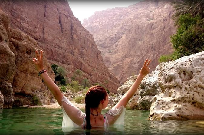 Wadi Shab Full Day Tour (Muscat Tours) : Weddings & Honeymoon