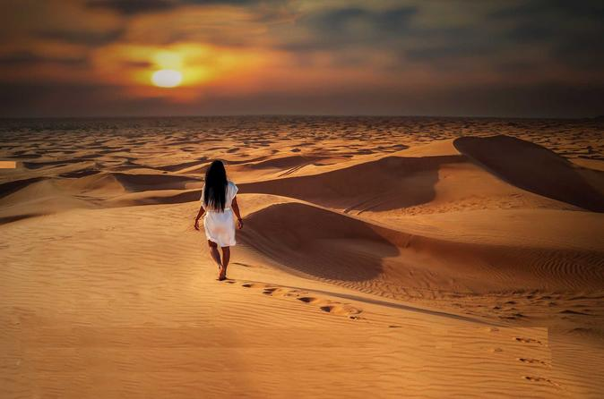 Wahiba Sands and Wadi Bani Khalid Desert Safari