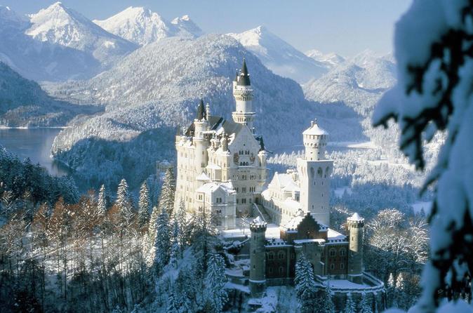 Neuschwanstein castle skip the line ticket in f ssen 314153