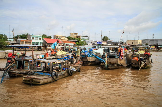 Mekong Delta Tour Full Day""