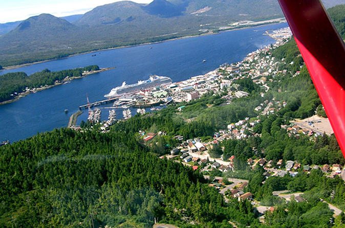 Ketchikan Seaplane Tour