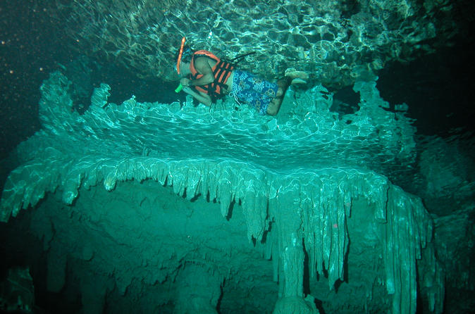 Cenote chaak tun tour in playa del carmen in playa del carmen 205341