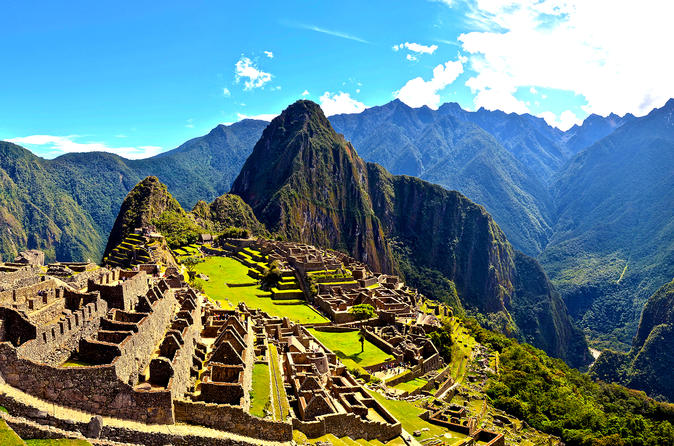 4-Day Cusco and Machu Picchu Tour