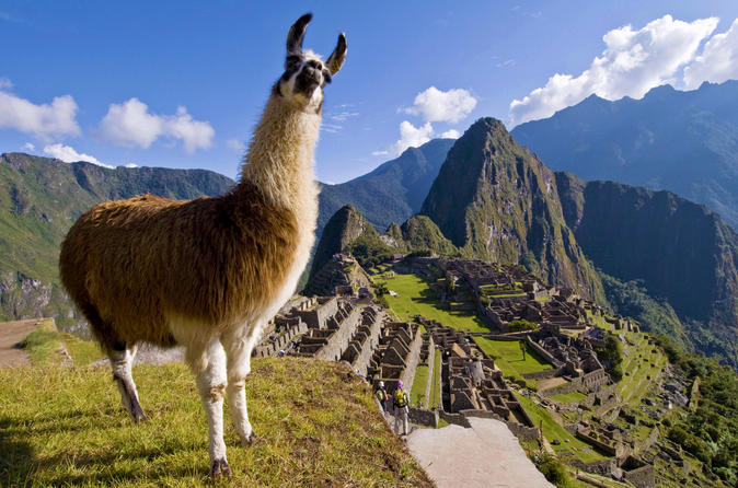 5-Day Traditional Tour of Cusco, Sacred Valley and Machu Picchu