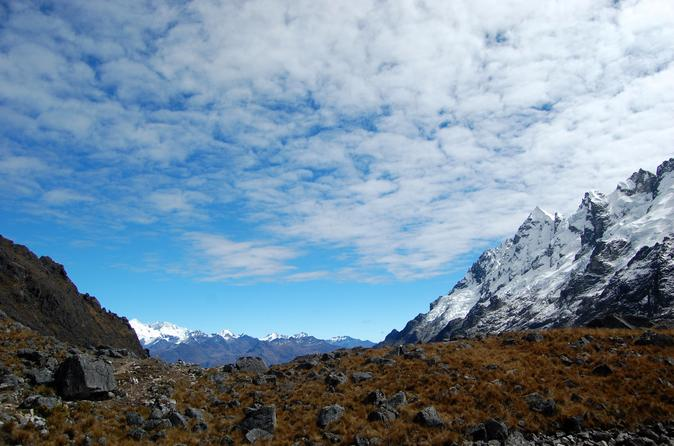 8-Day Salkantay Trek to Machu Picchu