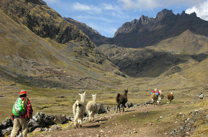 Lares Trek to Machu Picchu in 4 Days