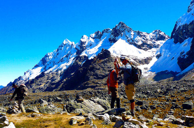 Salkantay Trek to Machu Picchu in 5 Days